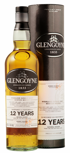Glengoyne 12 Years 43% Vol. 70 cl Scotland