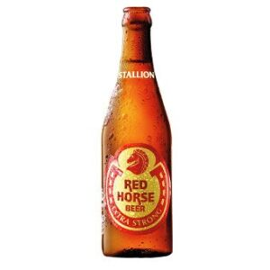 Red Horse Stallion 6,9% Vol. 24 x 33 cl EW Flasche Philippinen