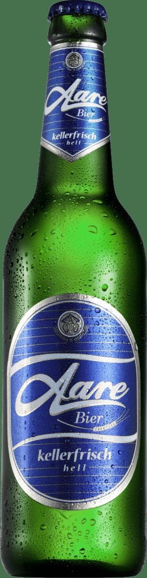 Aare Bier Kellerfrisch 5% Vol. 24 x 33cl EW Flasche