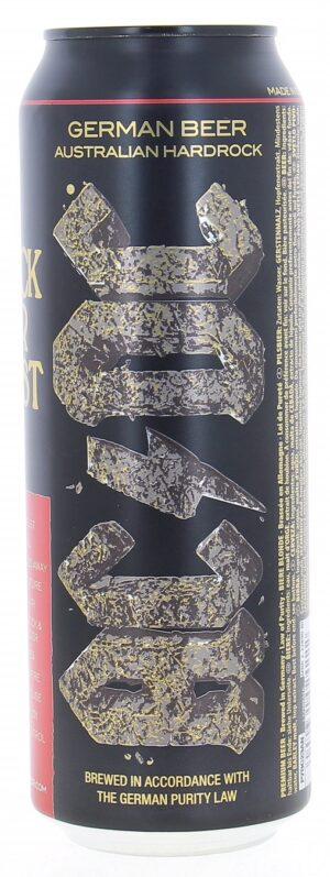 AC / DC deutsches Premium Bier 4,8% Vol. 24 x 56,8 cl Dose