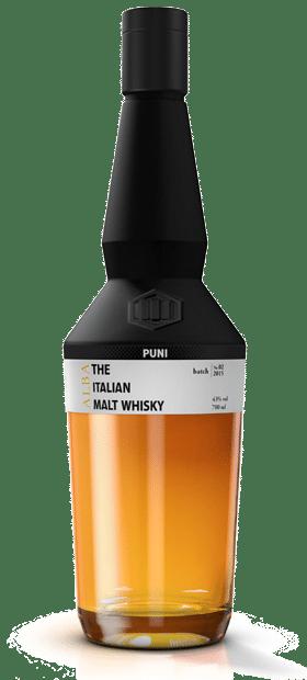 Italian Malt ALBA Puni 43% Vol. 70 cl Italien