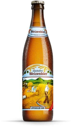 Appenzeller Weizenbier alkoholfrei 20 x 50 cl MW Flasche