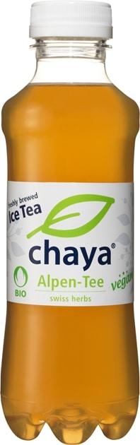 Chaya Alpen-Tee, Bio Knospe 12 x 50 cl PET