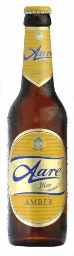 Aare Bier Amber 5% Vol. 24 x 33 cl EW Flasche