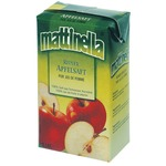 Mattinella Apfelsaft 18 x 25 cl Tetra