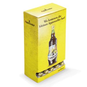 Appenzeller Alpenbitter 29% Vol. 50 x 2cl