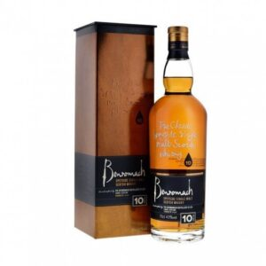 Benromach 10 years Single Malt  43% Vol. 70 cl