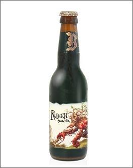 Bevog Rudeen Black IPA 7,4% Vol. 24 x 33 cl EW Flasche Österreich