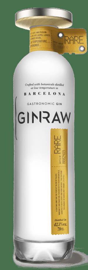 GinRaw 70 cl Spanien ( nur auf Anfrage )