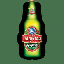 Tsingtao Beer 4,7% Vol. 24 x 33 cl EW Flasche China