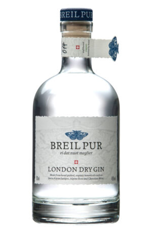 Breil Pur London Dry Gin 45% Vol. 70 cl Schweiz