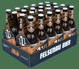 Felsenau Bärner Weizenbier 5,4% Vol. 24 x 50 cl EW Flasche