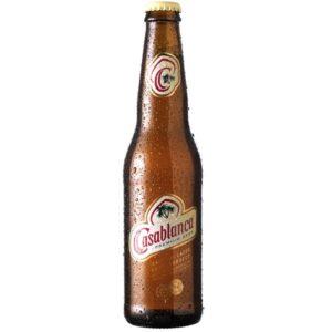 Casablanca 5,0% Vol. 24 x 33 cl EW Flasche Marokko