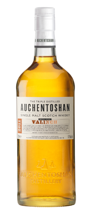 Auchentoshan Valinch Single Malt Lowland 57,5% Vol. 70 cl