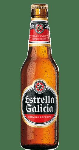 Estrella Galicia 5,5% Vol. 24 x 33 cl EW Flasche Spanien