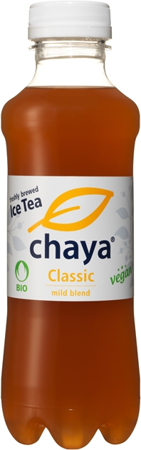 Chaya Classic, Bio Knospe 12 x 50 cl PET