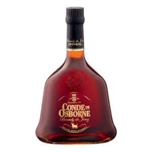 Osborne de Conde  Brandy de Jerez 40,5% Vol 70 cl