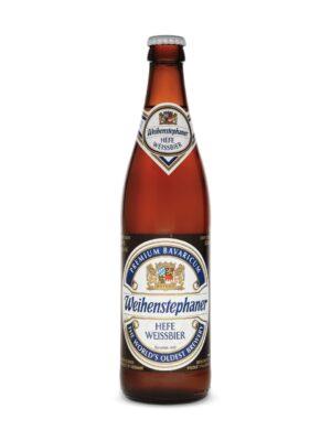Weihenstephaner Hefe-Weissbier 5.4% Vol. 20 x 50cl MW Flasche