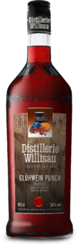 Distillerie Willisau Glühwein-Punch 36% Vol. 100 cl