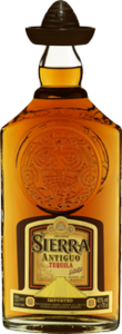 Sierra Tequila Antiguo 40% Vol. 70 cl