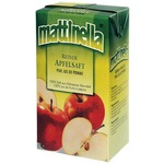 Mattinella Apfelsaft 12 x 100 cl Tetra