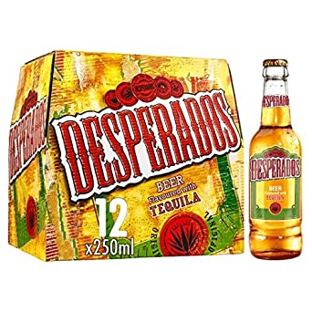 Desperados Tequila 5 9 Vol 12 X 25cl Ew Flasche Pepillo Ch