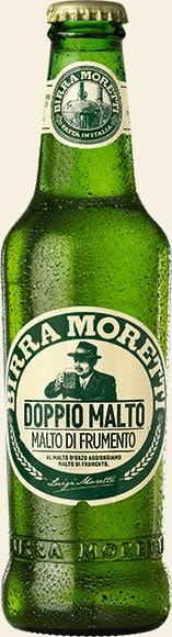 Birra Moretti La Forte 7,0% 24 x 33 cl EW Flasche