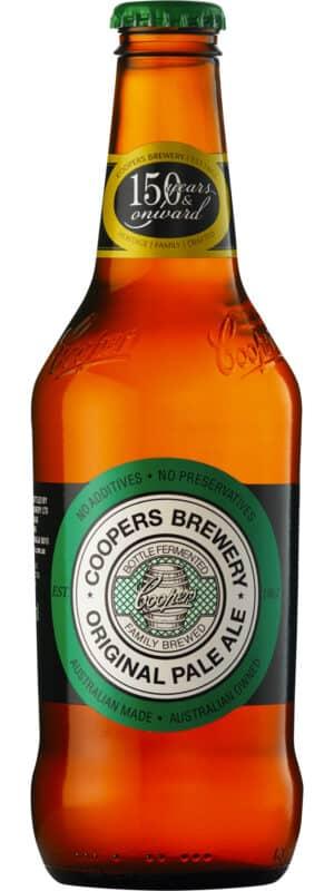 Coopers Pale Ale 4.5% Vol. 24 x 37 cl EW Flasche Australien