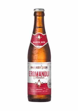 Baarer Erdmandli Amber 10 x 33 cl MW Flasche