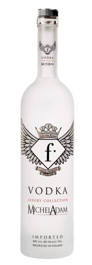 Fashion TV Vodka 70 cl ( nur auf Anfrage )
