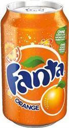 Fanta Orange 24 x 33 cl Dosen