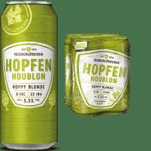 Feldschlösschen Hopfen Houblon 5,3% Vol. 4 x 50 cl Dose