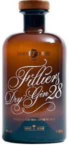 Filliers Dry Gin 28 46% Vol. 50 cl