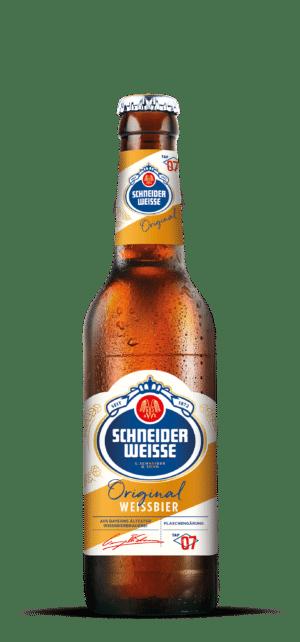 Schneider Weisse Original TAP 7 24 x 33 cl MW Flasche