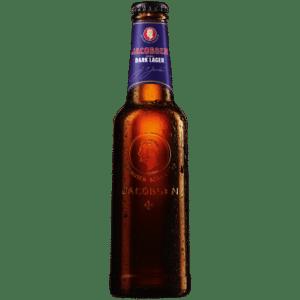 Jacobsen Original Dark Lager 5,8% Vol. 24 x 33 cl EW Flasche Dänemark