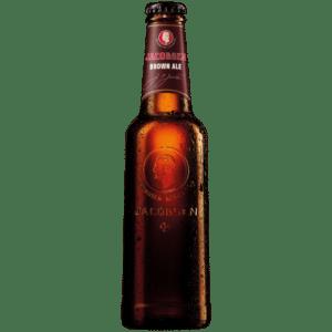 Jacobsen Brown Ale 6,0% Vol. 24 x 33 cl EW Flasche Dänemark