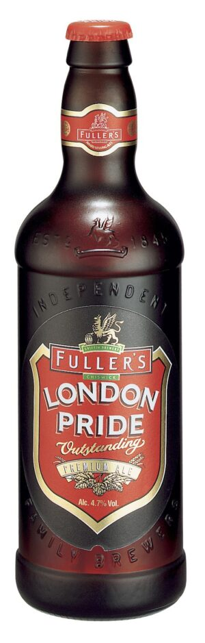 Fuller`s London Pride 4,7% Vol. 12 X 50 cl EW Flasche England