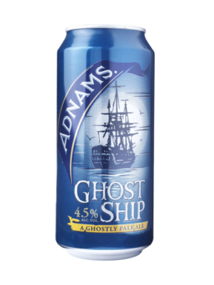 Adnams Ghost Ship 4,5% Vol. 24 x 440 ml Dose