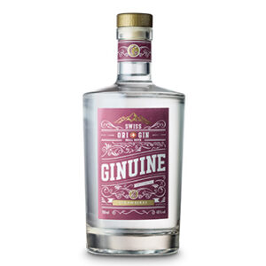 Ginuine Gin Strawberry 40% Vol. 70 cl Swiss Original