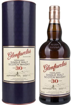 Glenfarclas 30 years old 43% Vol. 70 cl