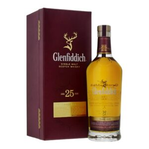 Glenfiddich 25 Years Rare Oak Whisky 43% Vol. 70 cl
