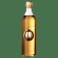Vieille Prune Etter Glasfrucht-Karaffe 41% Vol. 70 cl