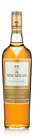 Macallan Double Cask Gold Highland Single Malt  40% Vol. 70 cl