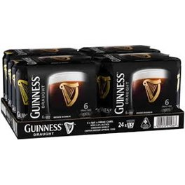 Guinness Draught 4,2% Vol. 24 x 50 cl Dose Irland