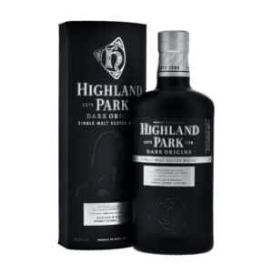 Highland Park DARK ORIGINS Orkney Island Single Malt 46,8% Vol. 70 cl