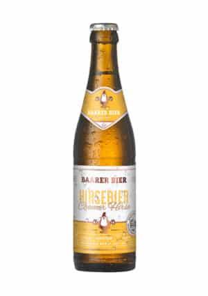 Baarer Hirsebier 10 x 33 cl MW Flasche