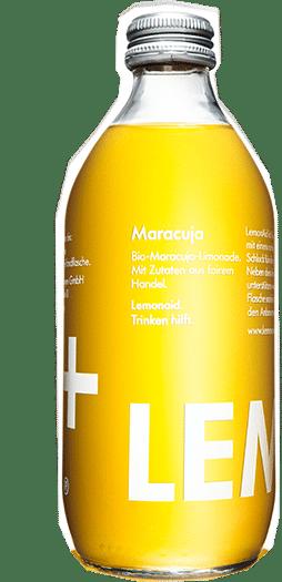 LemonAid Maracuja Bio 20 x 33 cl MW Glas