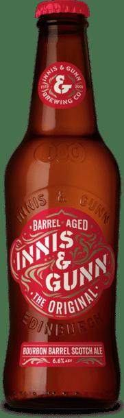 Innis & Gunn Original 6,6% Vol. 24 x 33 cl EW Flasche Schottland