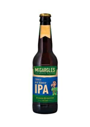 Mc Gargles Francis IPA 7,1% Vol. 24 x 33cl EW Flasche Irland