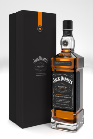 Jack Daniel's Sinatra Select Bold Smooth Classic Whisky 45% Vol. 100 cl mit Etui